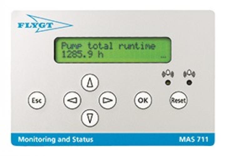 Monitoring Relays Almex Bg Ltd