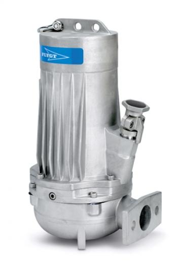 Vortex impeller pumps, stainless steel | Almex-BG ltd